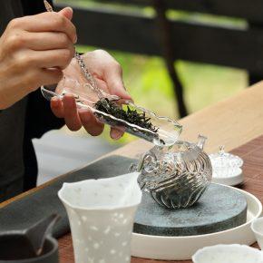 お茶を楽しむうつわ展~台湾茶~