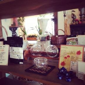 ☆お花とお茶のコラボ教室☆