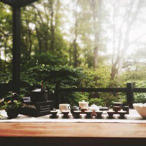 御礼『うつわをたのしむ台湾茶會』